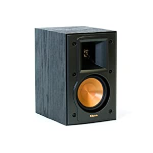 Klipsch RB-41 II Reference Series Bookshelf Loudspeaker - Pair (Black)