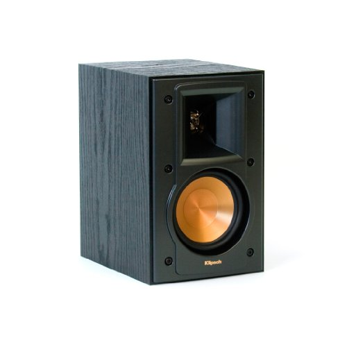 Discover Bargain Klipsch RB-41 II Reference Series Bookshelf Loudspeaker - Pair (Black)