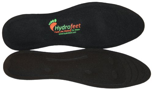 Hydrofeet Dynamic Liquid Massaging Orthotic Insoles