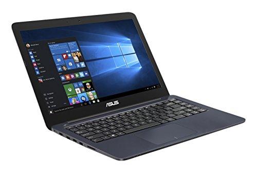 """Asus E402SA-WX185T PC portable 14"""" Bleu (Intel Celeron, 4 Go de RAM, SSD 32 Go, Windows 10)"""