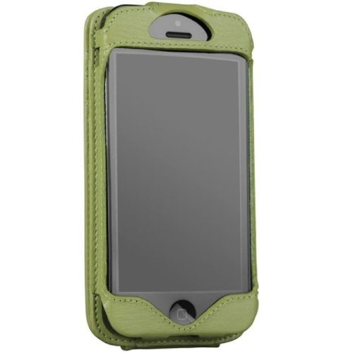 Great Sale Sena WalletSkin for iPhone 5 - Green - 826210