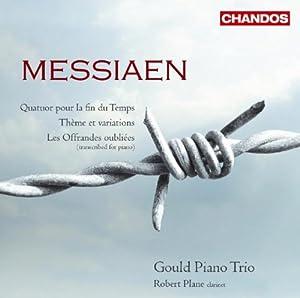 Quatuor Pour La Fin Du Temps / Theme Et Variations
