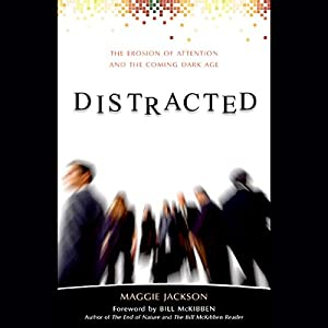 Distracted Audiobook