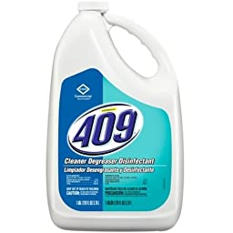 Clorox CLO 35300 Formula 409 1 Gallon Cleaner Degreaser/Disinfectant Bottle