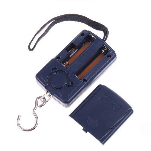 SODIAL(R) Portable 20g ~ 40Kg Digital Suspendu Balance de Poche Echelle De Poids