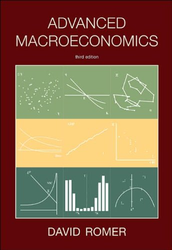 D. Romer's 3rd(third) edition (Advanced Macroeconomics (Hardcover))(2005)