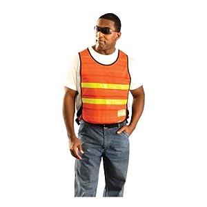 Occunomix Miracool Poncho Vest Regular Orange