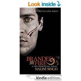 Branded by Fire (PSY-CHANGELING SERIES Book 6)