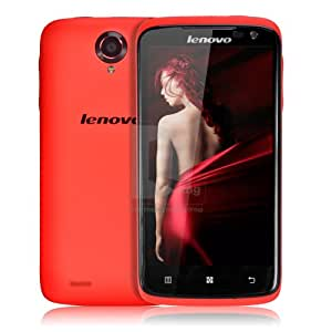 Lenovo S820  Red, 8  GB  available at Amazon for Rs.11999