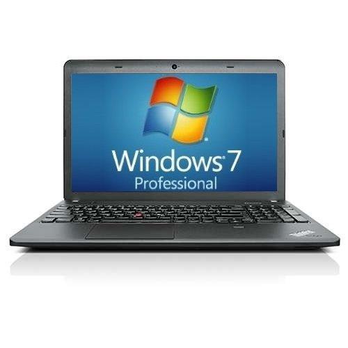 Lenovo ThinkPad Edge E540 20C6008QUS Quad Core 15.6″ Windows 7 Professional Business Notebook PC (Intel Core i7-4702MQ 2.2GHz, 500GB Pro Performance SSD, Windows 7 PRO Laptop, 16GB RAM)