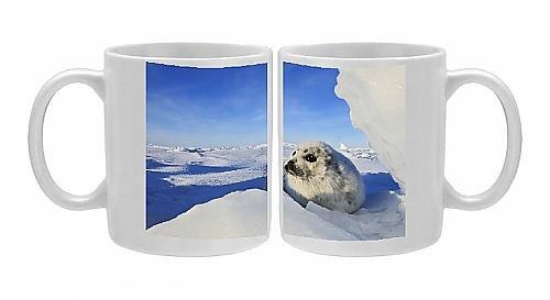 Photo Mug Of Harp Seal - Baby front-1051966