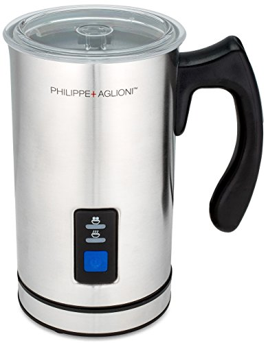 Philippe Taglioni Automatic Electric Milk Frother Jug (Electric Jug compare prices)