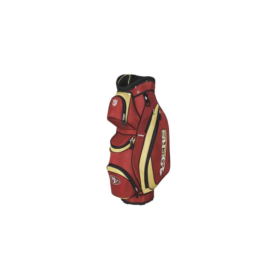 San Francisco 49ers 2013 NFL Cart Bag