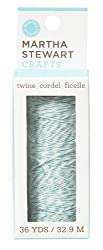 Martha Stewart Crafts Blue and White Twine