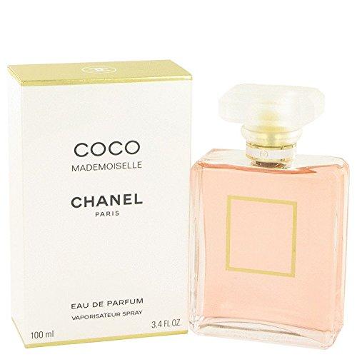 Nước hoa chính hãng Coco Mademoiselle by C h a n e l Eau De Parfum Spray 3.4 FL. OZ nguyên seal- new box, made in France