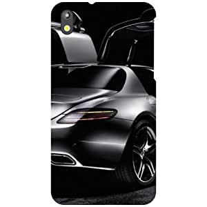 HTC Desire 816G Back Cover - Beast Car Designer Cases