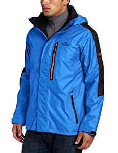 Craghoppers Bear Mountain Jacket,X-Large,Extreme Blue