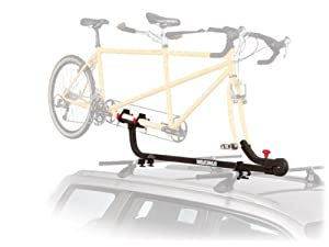 Yakima SideWinder Tandem Fork Mount Rooftop Bicycle Carrier by Yakima