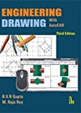 img - for Engineering Drawing with Auto CAD, Third Edition book / textbook / text book
