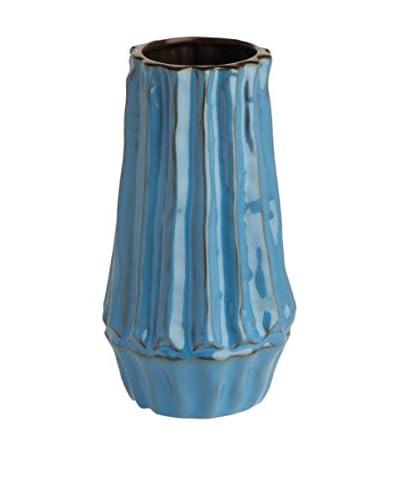 Napa Home & Garden Small Guild Vase, Aqua