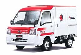 1/24ザ・ベストカーGTシリーズNo.74 12サンバートラック 赤帽車