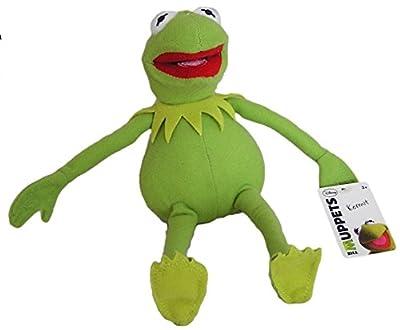 "Disney The Muppets Kermit 10"" Plush Frog"