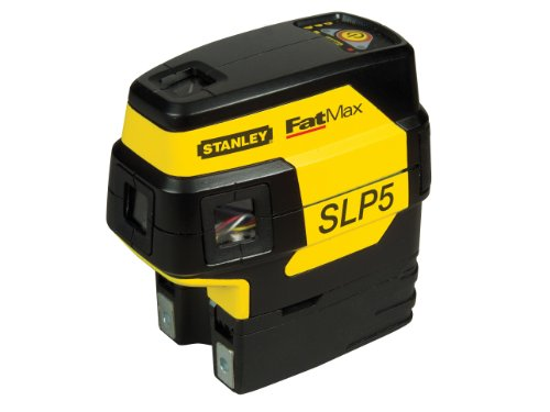 Stanley Intelli Tools 177319 SLP5 FatMax Spot Line Laser