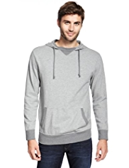 North Coast Pure Cotton Hooded Sweat Top