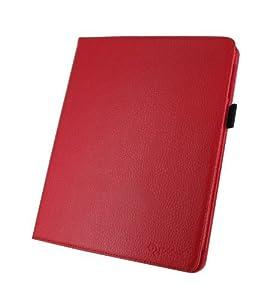 Roocase Dual-Axis - tablet cases (246.4 mm, 22.86 mm, 193.04 mm) Rojo  Informática Más información y revisión del cliente