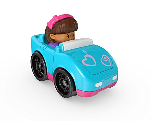 Fisher-Price Little People Sports Car - 1