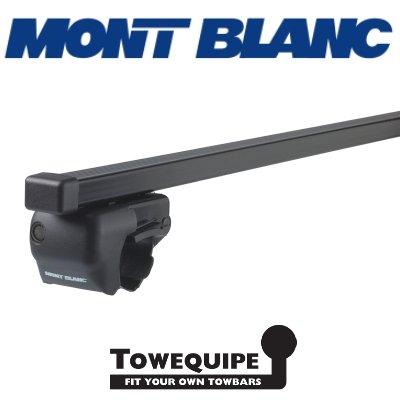 Mont Blanc Roof Bar 400 Rack Vauxhall Zafira