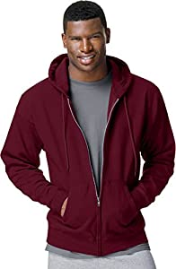 Hanes ComfortBlend® EcoSmart® Men`s Full Zip Hoodie