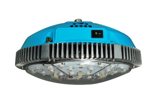 Bangk 225W Ufo Led Grow Light, Full Spectrum Lamp, 75*3 W, Blue And Red, Ac 100~240V, For Plant Fertilizers Germinating Growing Flowing Seeding