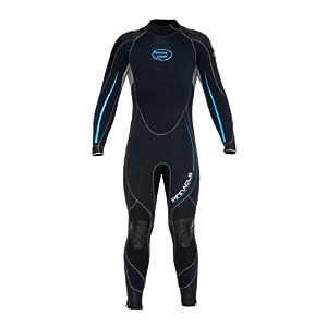 Buy Pinnacle Tempo Merino Mens 5mm Moderate Water Wetsuit by Pinnacle