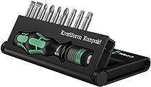 Comprar Wera Kraftform Kompakt - Juego de destornillador con 10 brocas