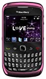 Blackberry Curve 9300 Pink Simfree Unlocked Mobile Phone
