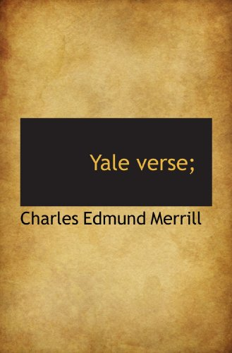Yale verse;