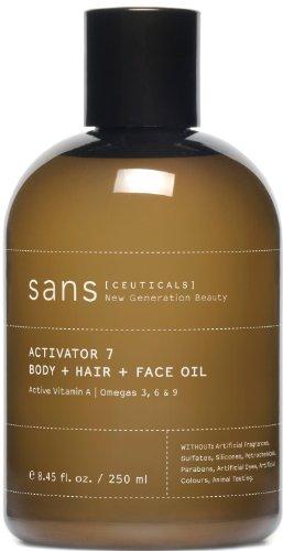 Sans Ceuticals - Activator 7 Body + Hair + Face Oil