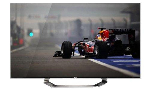LG 84LM960V 213 cm (84 Zoll) Fernseher (Ultra HD, 3D)