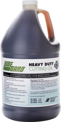 Lubegard 80901 Heavy Duty Cutting Oil, 1 Gallon
