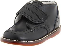 FootMates Alex 2 Chukka (Infant/Toddler) Boot,Black,4.5 M US Infant