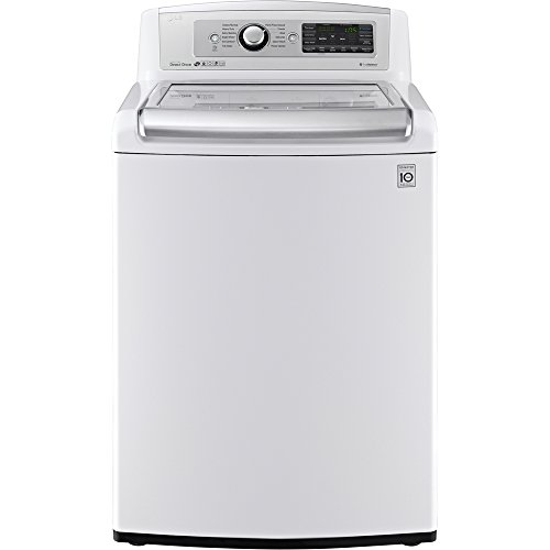 "LG WT5480CW 27"" Top Load Washer in White"