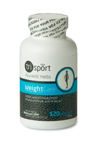 Weight Care - Herbal Weight Loss Aide, Metabolism Booster, Fat Burner, Weight Loss Detox Formula [120 Capsules]*