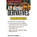 img - for All About Derivatives Second Edition (All About Series) [Paperback] [2010] 2 Ed. Michael Durbin book / textbook / text book