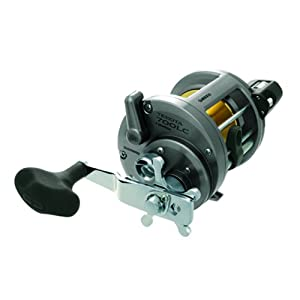 Shimano Tekota 700 Conventional Reel with Line Counter (4.2:1) by Shimano