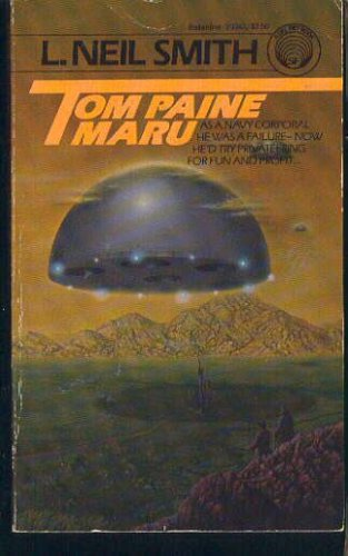 TOM PAINE MARU (Del Rey Books), Smith,L. Neil