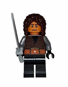 Lego Michonne Figure (Custom)- The Walking Dead