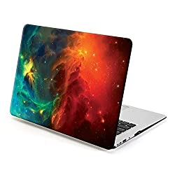 Gmyle Hard Case Print Frosted (Nebula Pattern) for 13 inch MacBook Air