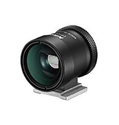Nikon 25876 DF-CP1 Optical Viewfinder for Nikon COOLPIX A Camera (Black)