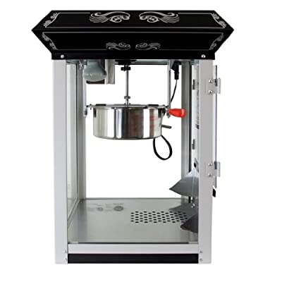 Fun Time FT825 Tabletop Popcorn Maker by Imperial Industrial Supply
